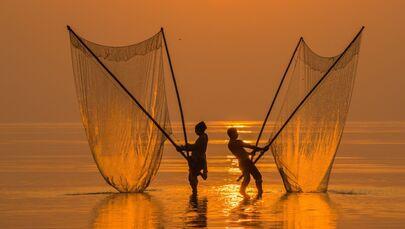 Vietnamlı fotoğrafçıdan bir kare.