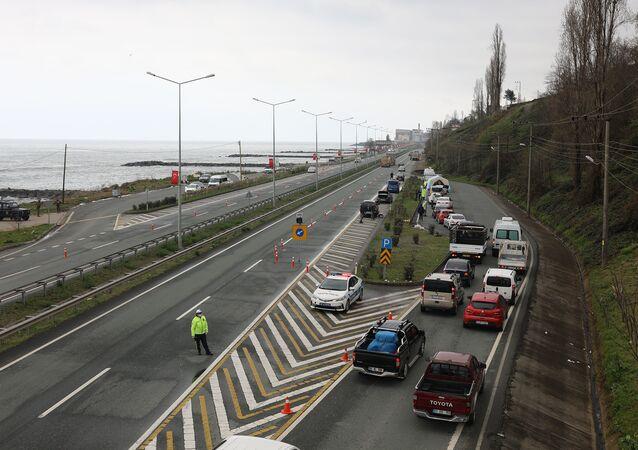 Rize-Trabzon sınırı
