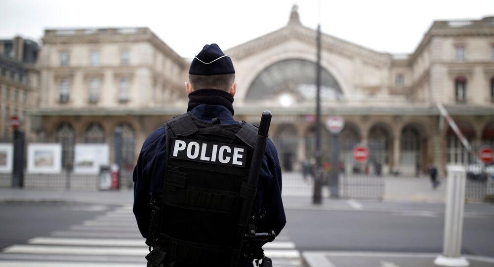 Fransa-polis