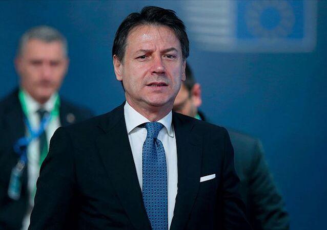 İtalya Başbakanı Conte