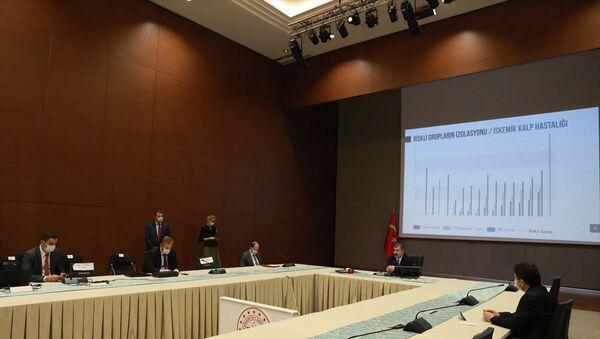 Koronavirüs Bilim Kurulu - Sputnik Türkiye