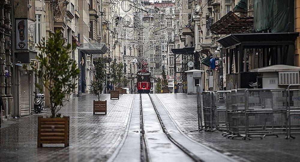 İstiklal Caddesi - Taksim