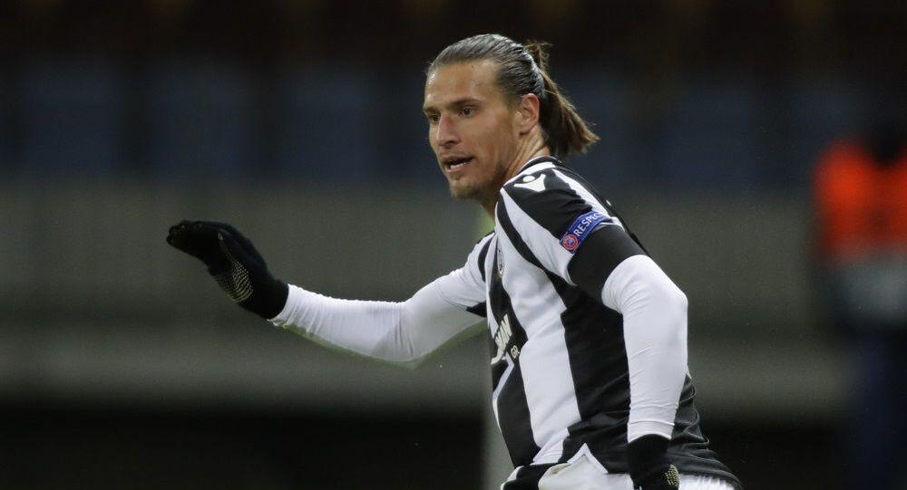 Sırp Futbolcu Aleksandar Prijovic