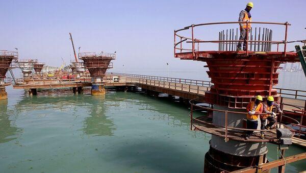 Kuveyt petrol - Sputnik Türkiye