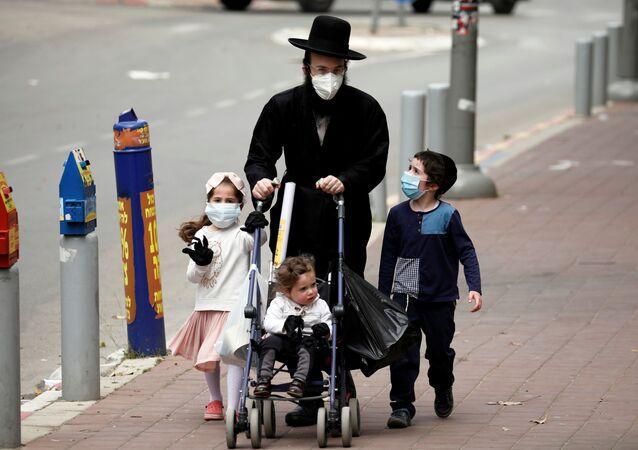 İsrail'de koronavirüs