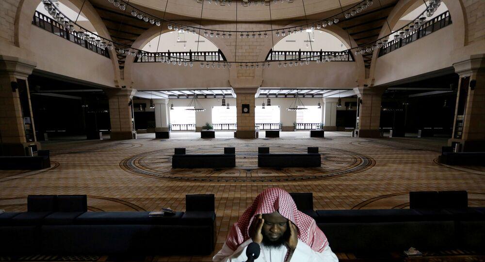 Suudi Arabistan'da koronavirüs, Suudi Arabistan'da bir cami