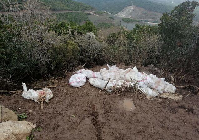 Araziye 400 tavuk ölüsü atan çiftlik sahibine ceza