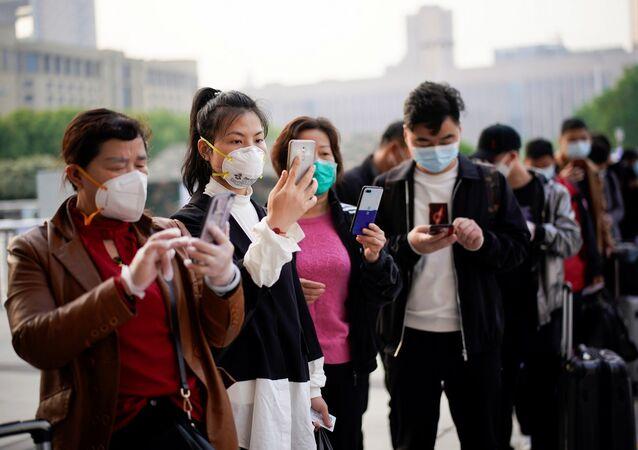 Vuhan - Çin - koronavirüs