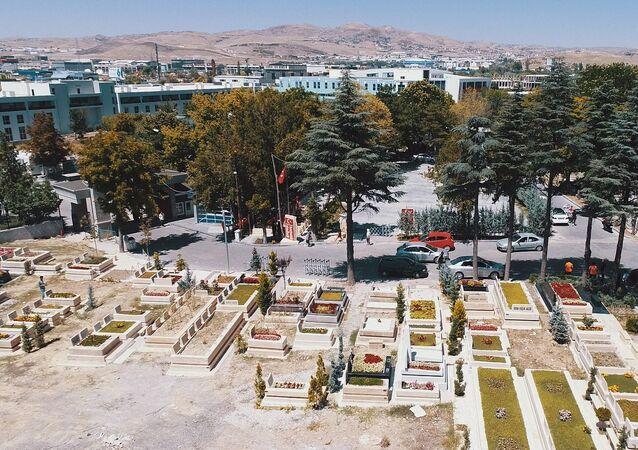 Mezarlık - Ankara