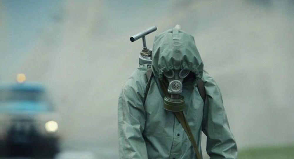 Çernobil dizisi