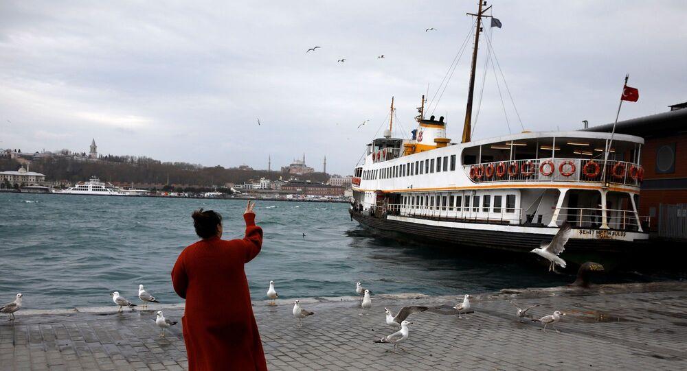 İstanbul-vapur