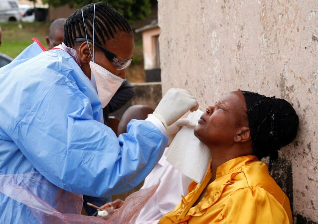 Afrika'da koronavirüs