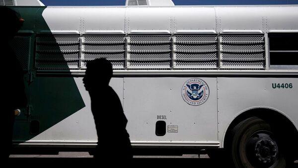 ABD, Meksika sınırı, göçmen - Sputnik Türkiye