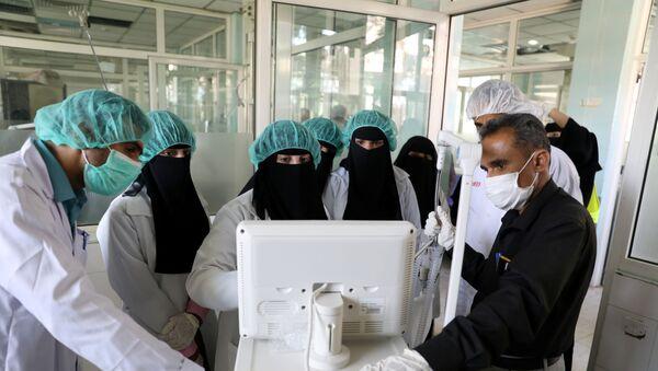 Yemen-koronavirüs - Sputnik Türkiye