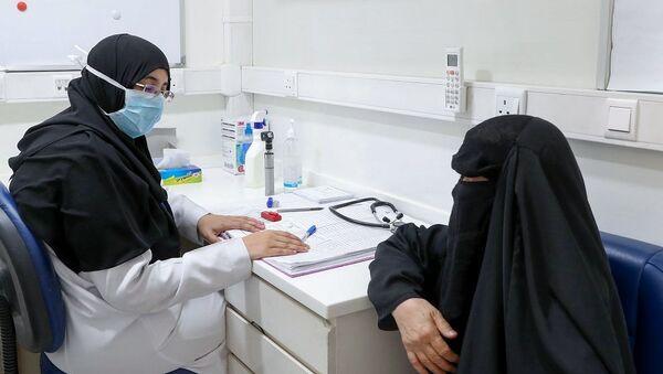 Suudi Arabistan'da koronavirüs - Sputnik Türkiye