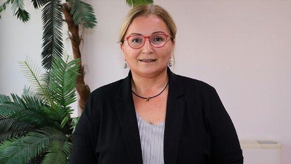 Koronavirüs Bilim Kurulu Üyesi Prof. Dr. Pınar Okyay - Sputnik Türkiye