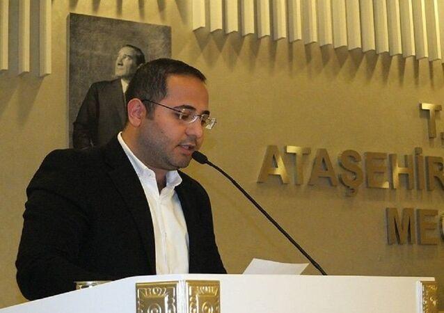 Ataşehir Belediye Meclis Üyesi Uğurcan Demir Kovid-19 nedeniyle hayatını kaybetti