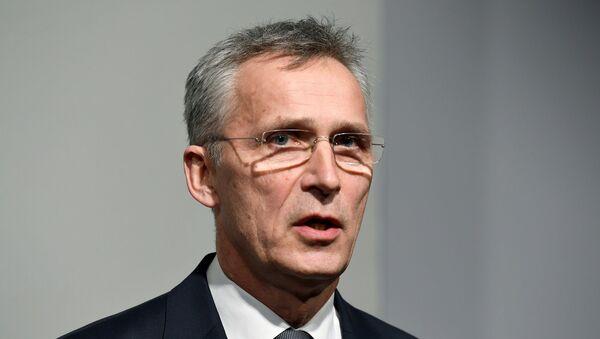 Jens Stoltenberg - Sputnik Türkiye