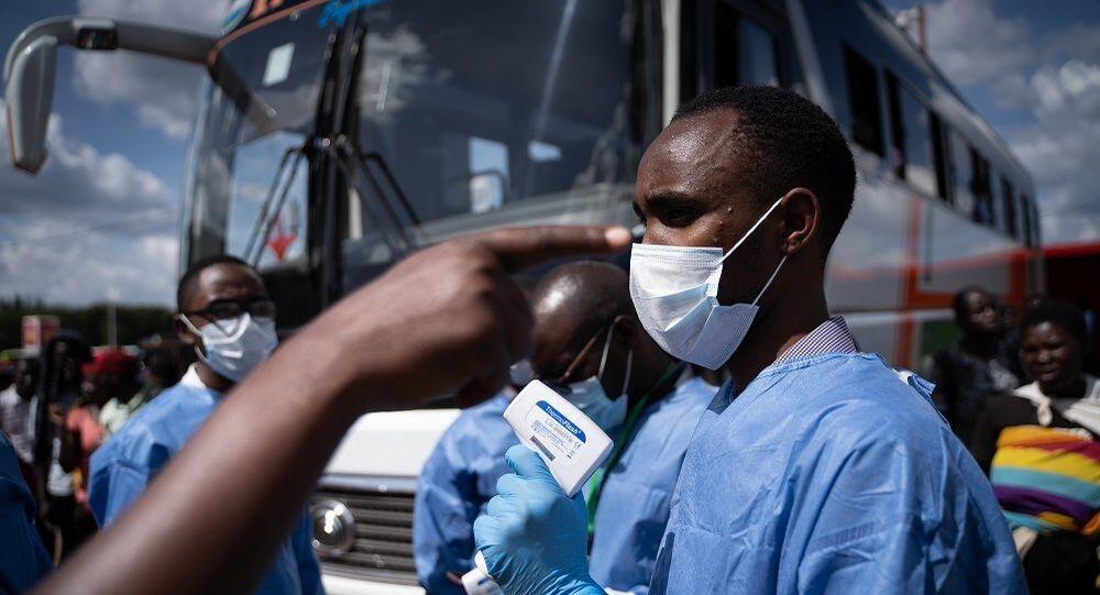 Ruanda'da koronavirüs