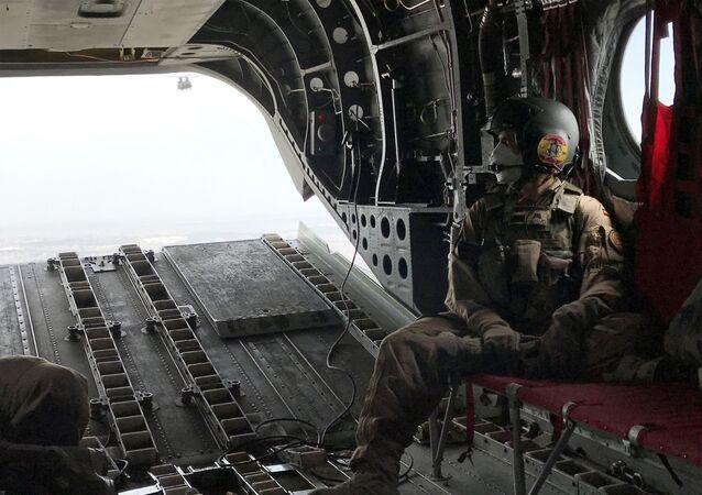 İspanya askeri
