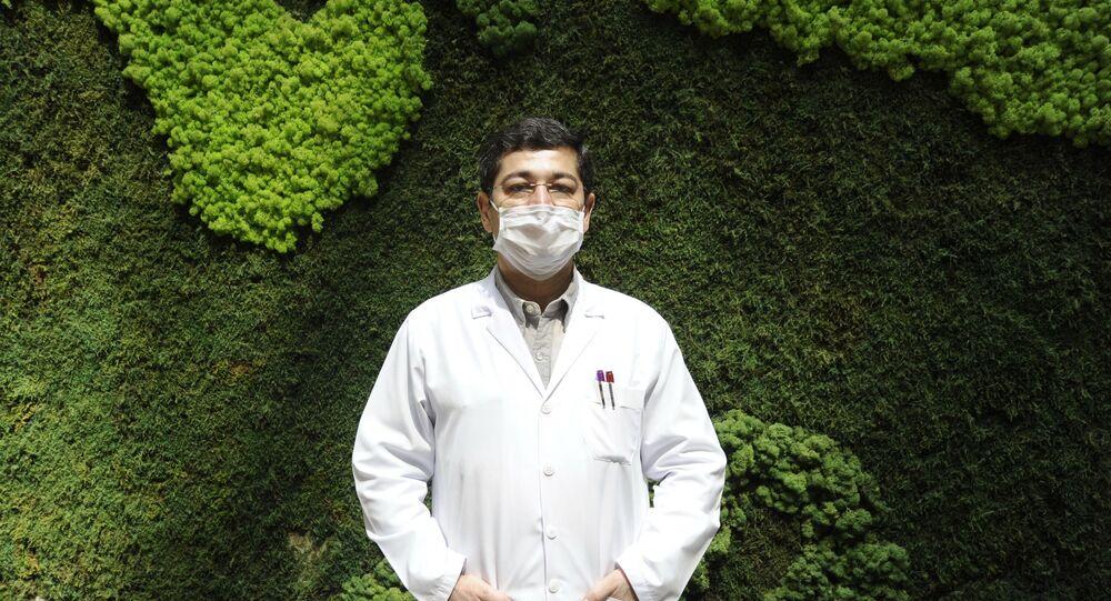 Enfeksiyon Hastalıkları Uzmanı Dr. Ahmet Cem Özuğuz