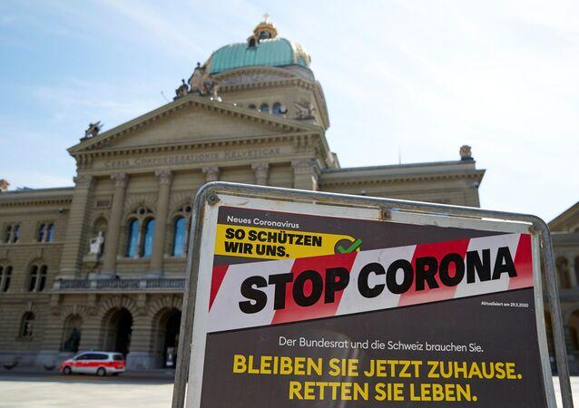 İsviçre'de koronavirüs
