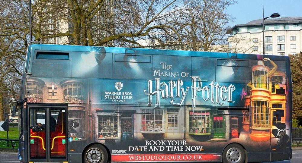 Harry Potter tur arabaları