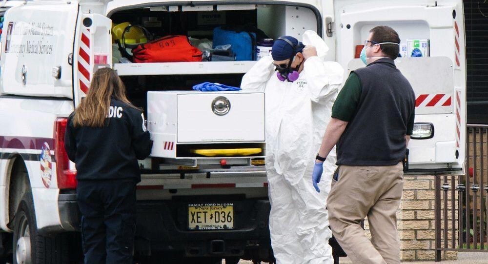 New Jersey'de bir bakımevinde 17 ceset bulundu