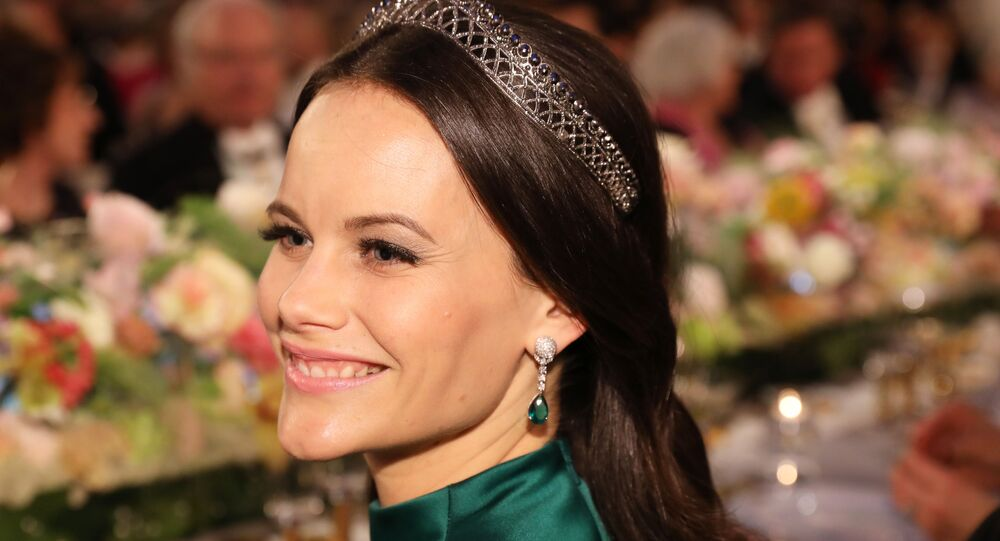 İsveçli Prenses Sofia