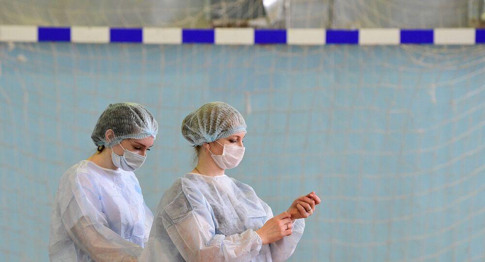 Rusya - koronavirüs