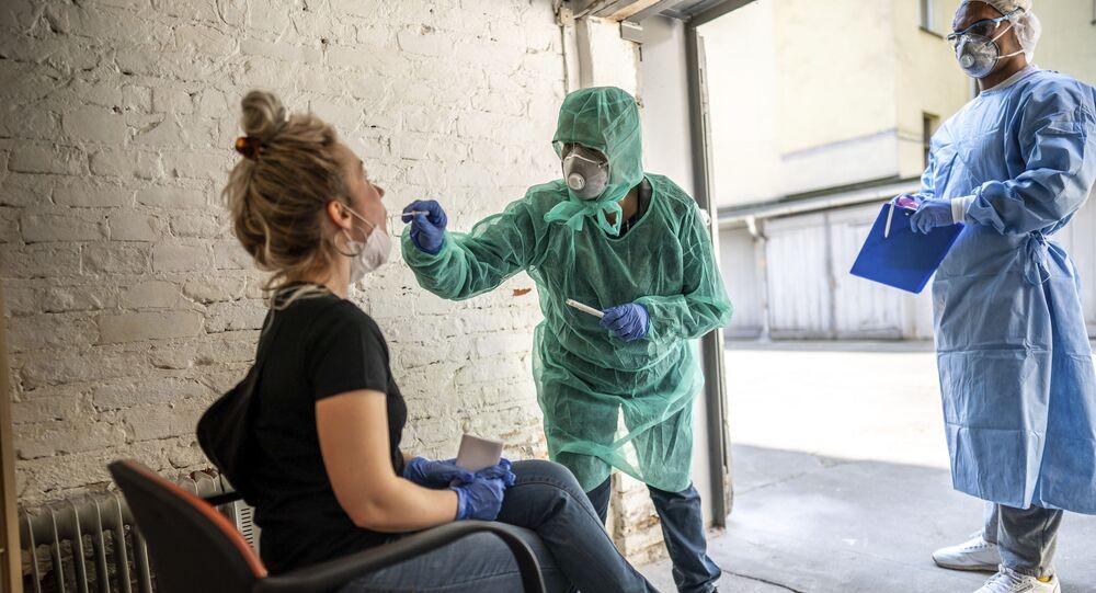 Almanya - koronavirüs