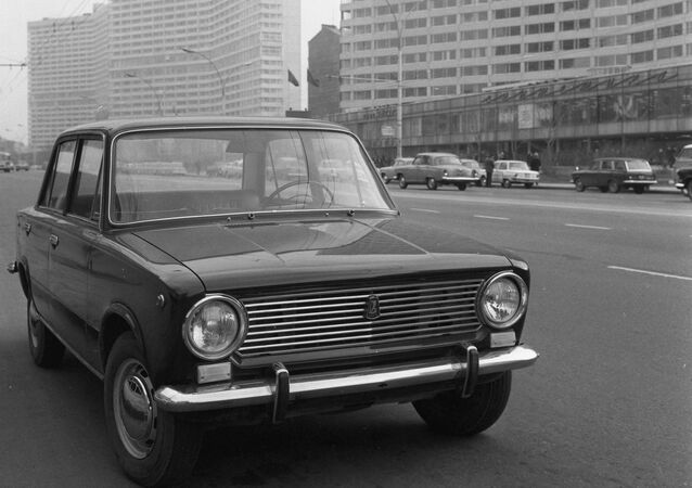 SSCB'nin favori arabası: VAZ-2101