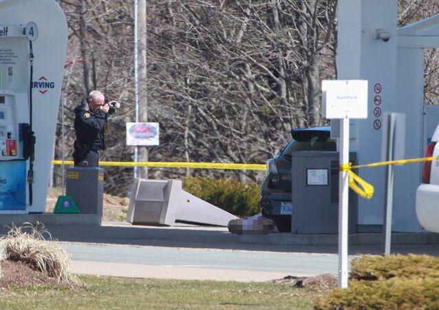 Kanada'da silahlı saldırı