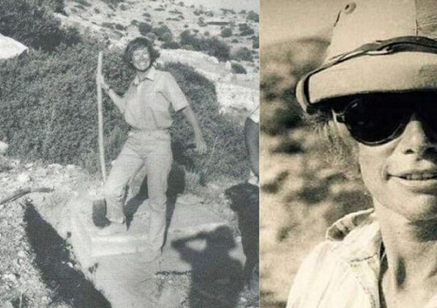 ABD'li Arkeolog Prof. Dr. Iris Cornelia Love