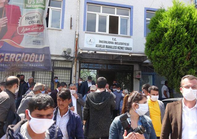 İl il gezen 5 pazarcıda koronavirüs çıktı, 22 ev karantinaya alındı