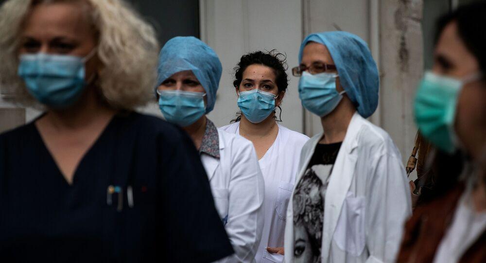 Yunanistan'da koronavirüs