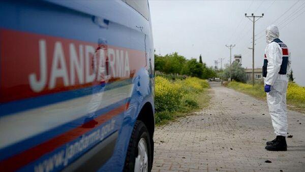 Karantina, koronavirüs - Sputnik Türkiye