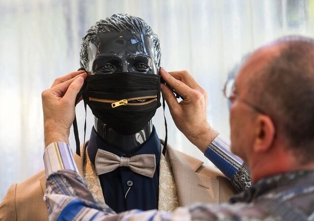 Almanya maske