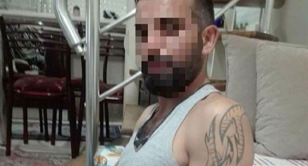Emekli polisi dövüp gasbeden şüpheli yakalandı