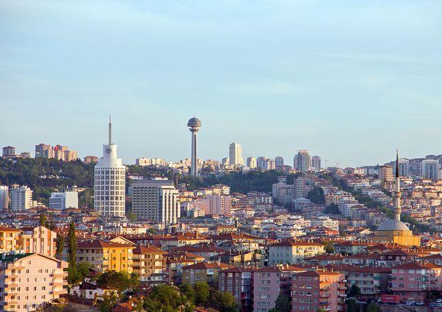 Ankara şehri