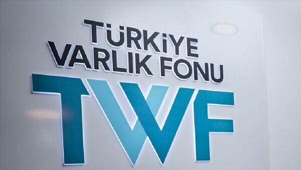 Türkiye Varlık Fonu - Sputnik Türkiye