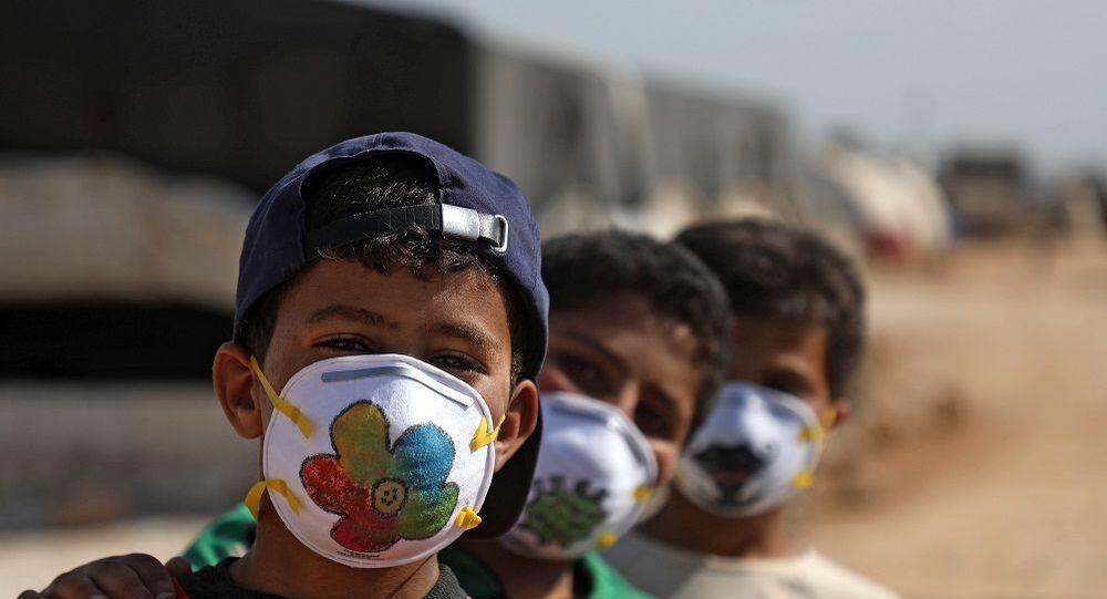 Suriye koronavirüs