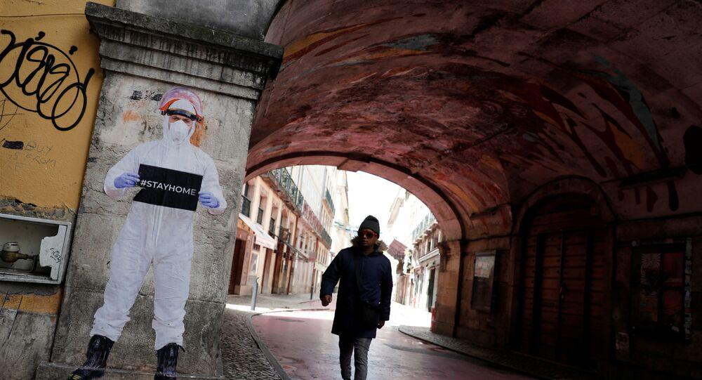 Portekiz'de koronavirüs