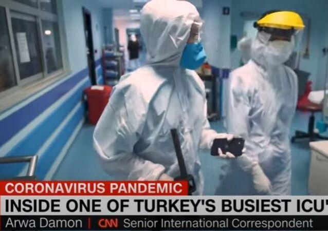 ABD medyası Cerrahpaşa'da