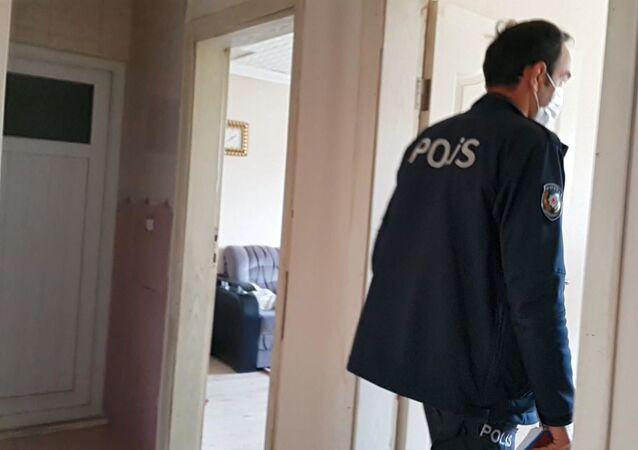 Girdiği evde bıçaklanan hırsız, sırtında bıçakla kaçtı - Bursa