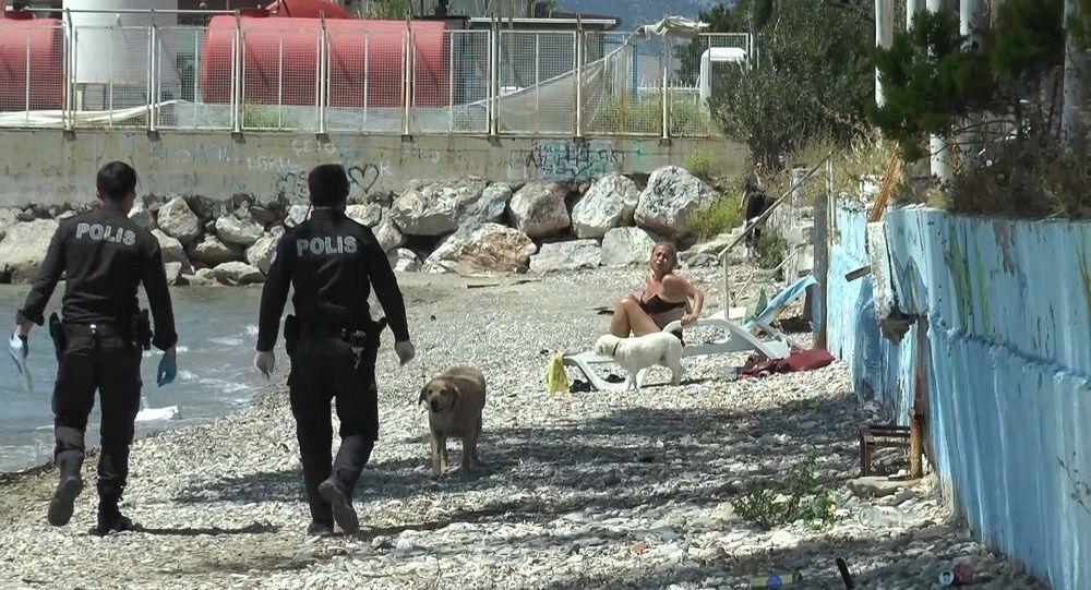Bodrum'da yasağa uymayanlara ceza