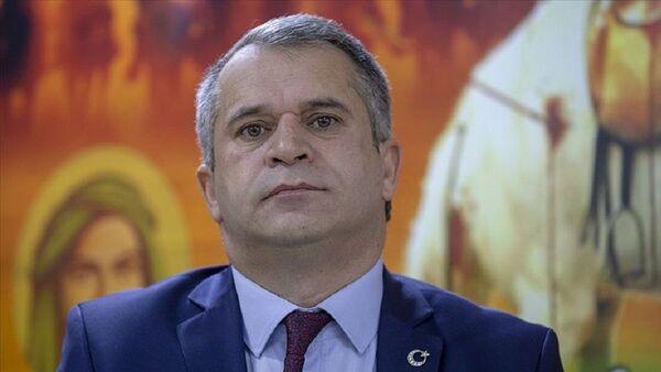 Türkmen Alevi Bektaşi Vakfı Genel Başkanı Özdemir Özdemir - Sputnik Türkiye