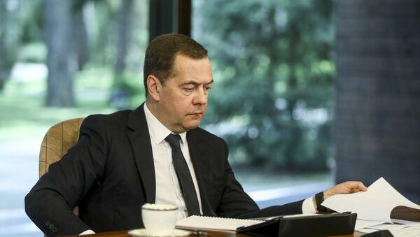 Dmitriy Medvedev - Sputnik Türkiye