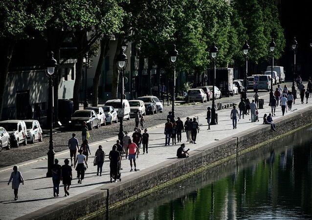 Fransa'da koronavirüs