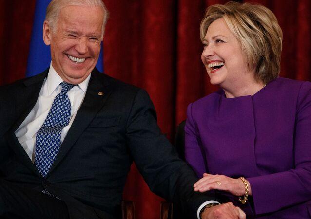 Hillary Clinton-Joe Biden